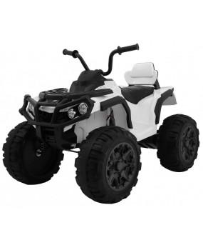 Elektrická štvorkolka ATV 2.4 G biela